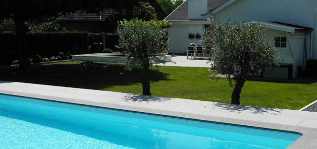 Waterbehandeling van zwembad
