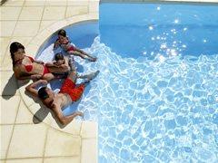 Carbonaat hardheid van zwembadwater voor fris en helder water