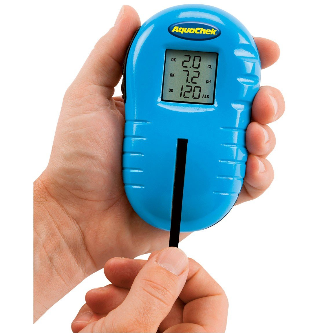 digitale zwembadwater tester