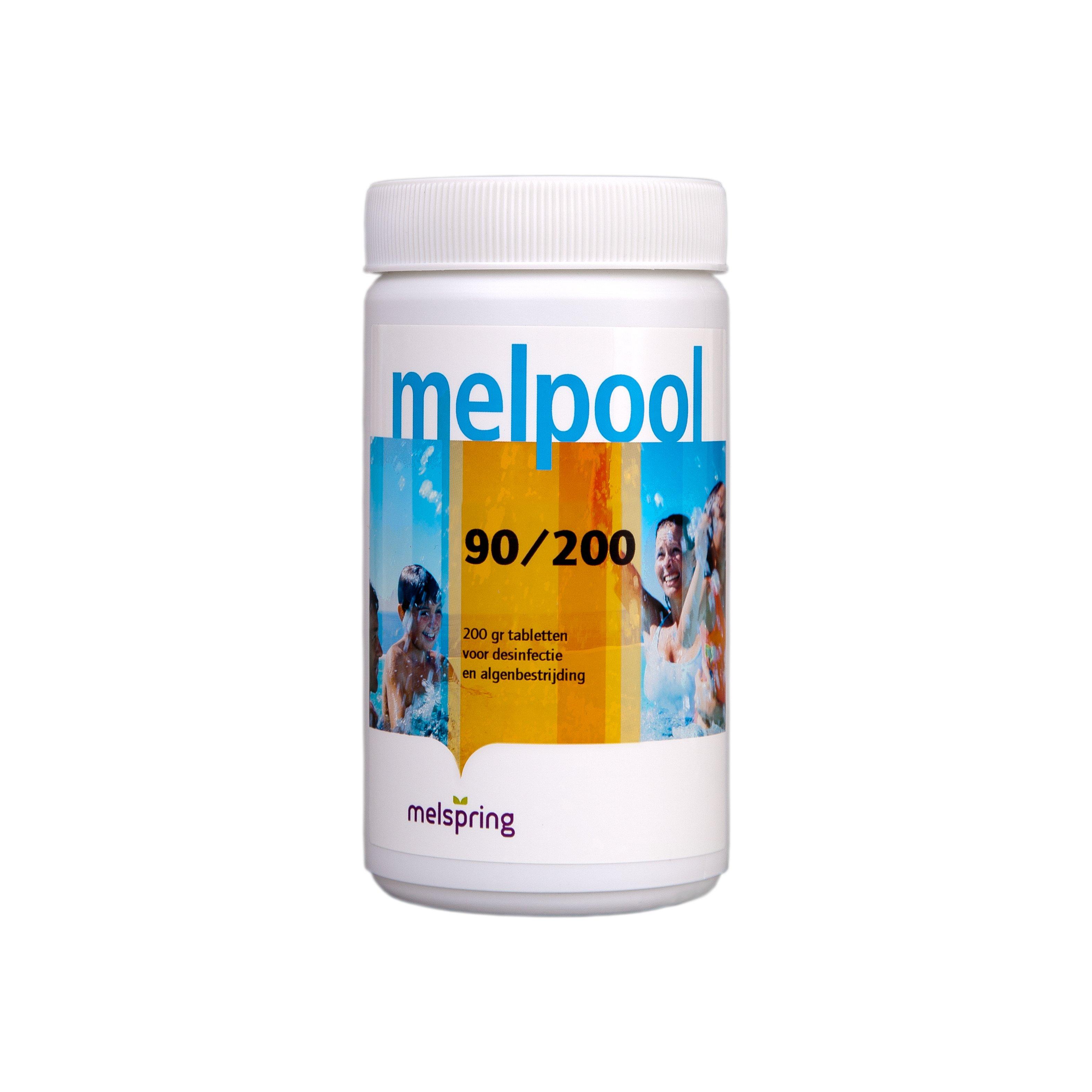 chloor tabletten 90 200