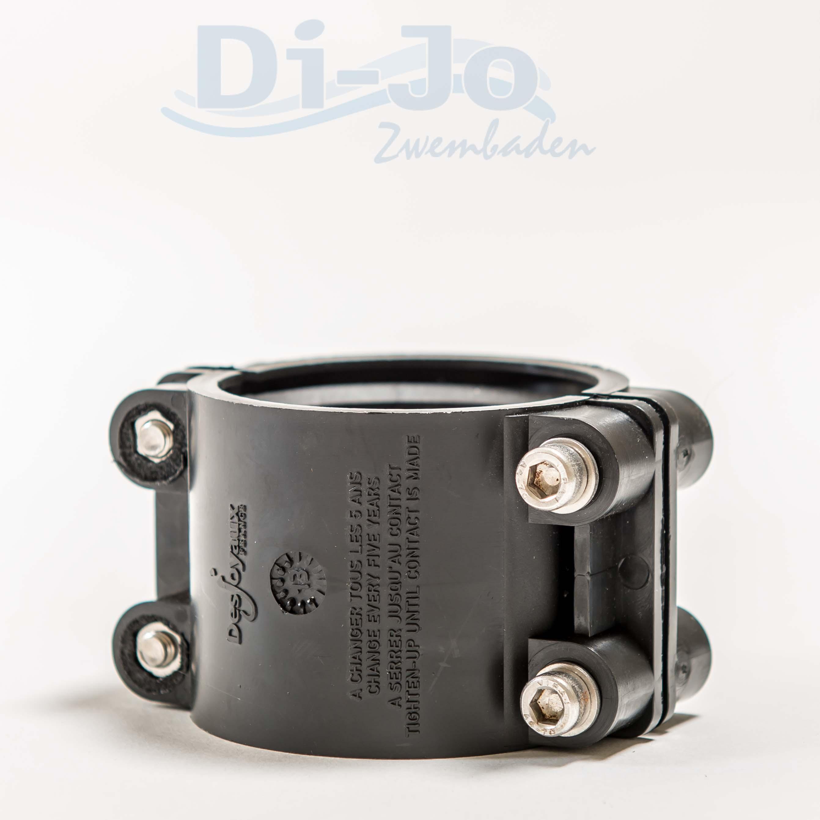 desjoyaux filterpaneel afdichtring 50